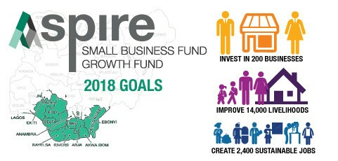 Aspire small business fund