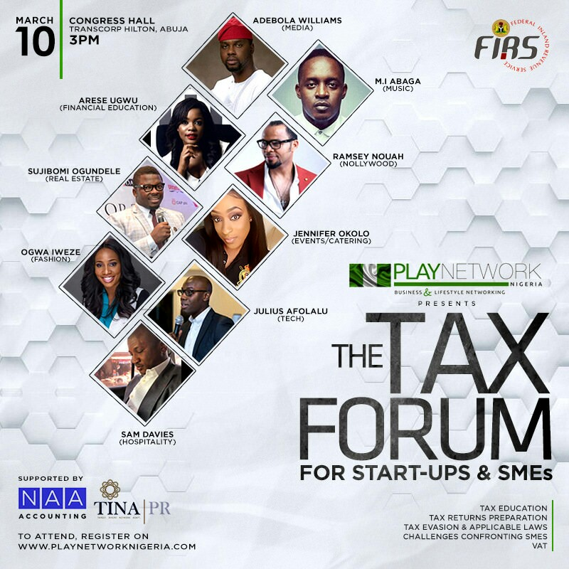 Tax training for Abuja Entrepreneurs