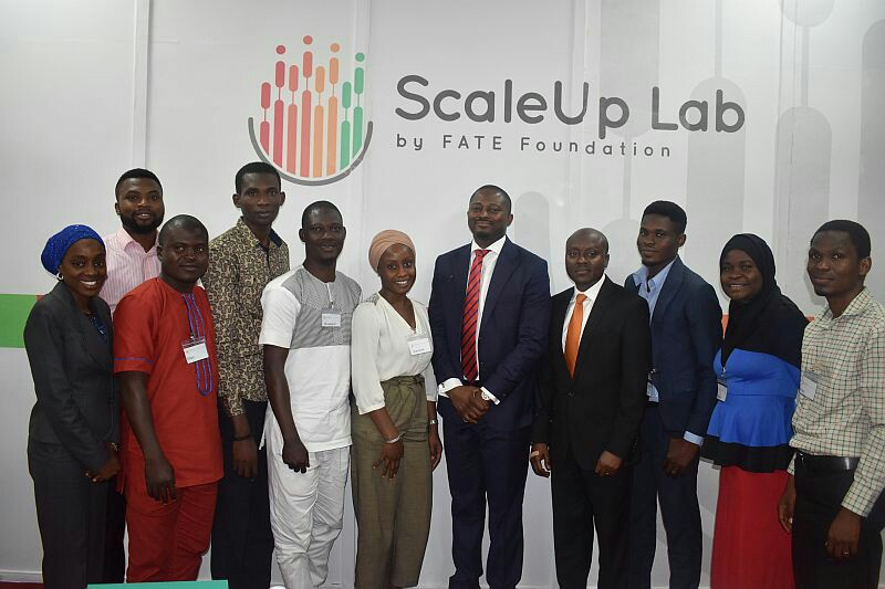 Scale up labs FATE foundation