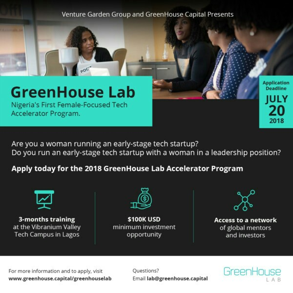 Green house lab