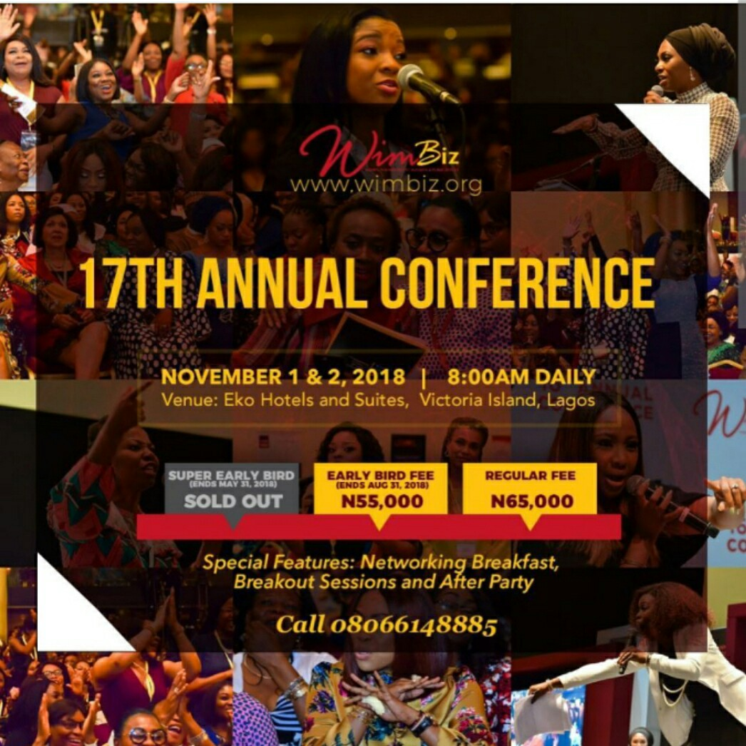 Wimbiz annual conference 2018