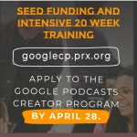Google podcast creator program